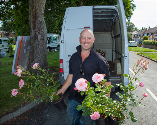 ITV Roses Delivery