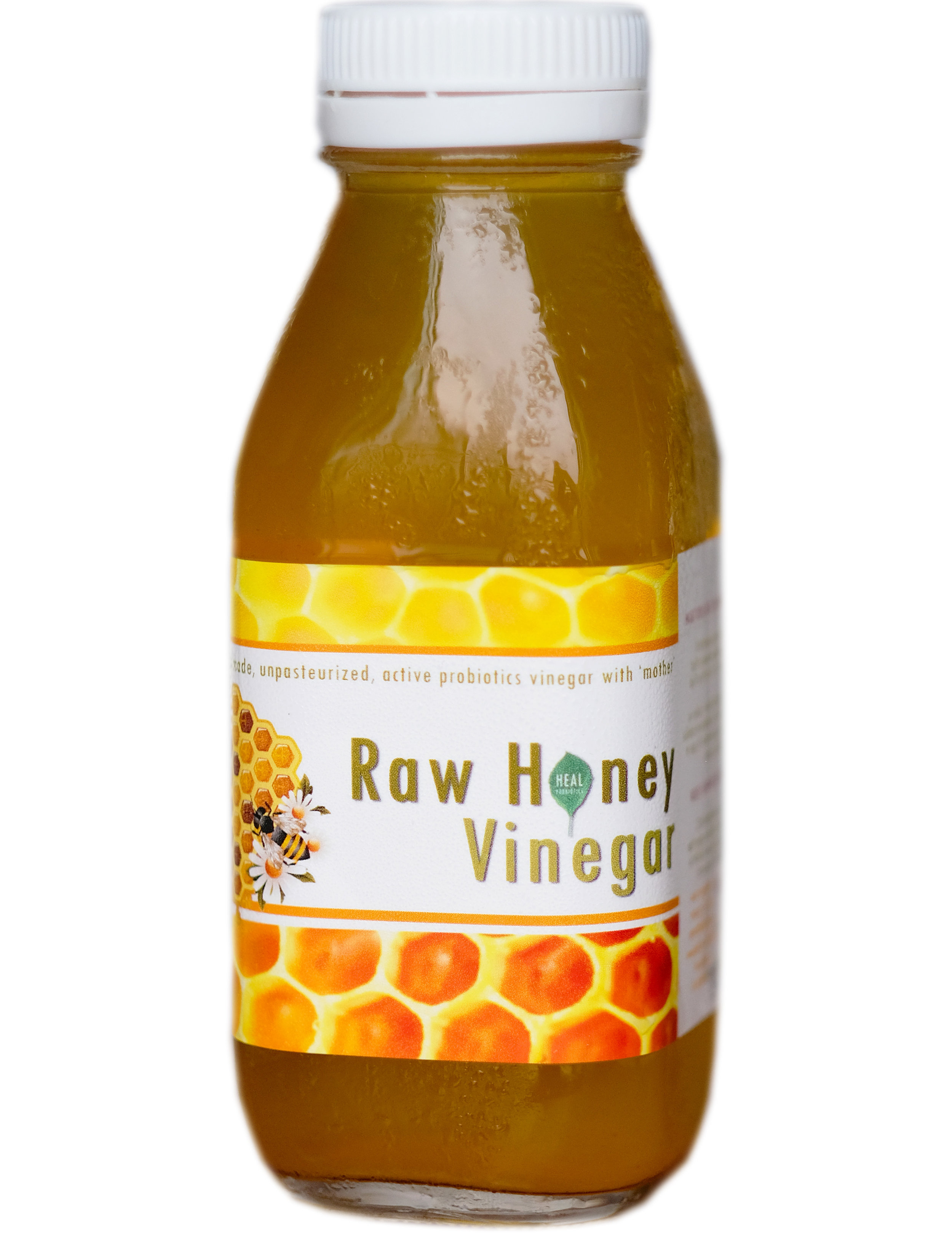 Siapa tidak kenal dengan khasiat cuka probiotik untuk kesehatan? Sayangnya, cuka apel berkualitas tinggi mahal untuk didapat, karena harganya tinggi dan juga proses importasi meninggalkan jejak karbon yang sangat tinggi.  Cuka madu kami dibuat dari bahan-bahan lokal bermutu tertinggi. Cuka ini juga mengandung bee polen dan propolis dari madu, dan juga asam glukuronik untuk detoksifikasi liver.  Difermentasi selama berbulan-bulan, cuka madu kami sangat enak dan menyegarkan. Gunakan untuk masakan, salada, minuman  elixir  cuka, dan lainnya.  Komposisi: Air mineral, kultur, madu belum diproses, Teh Jawa oolong  Dikemas dalam botol gelas, 100% recyclable, reusable, and  refundable.  300 ml.  RESEP  klik di sini   KONTAK KAMI  klik di sini