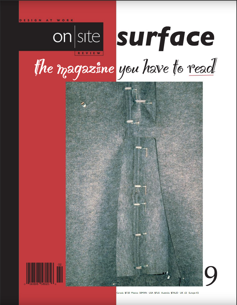 on site 9: surface