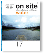 on site 17: water