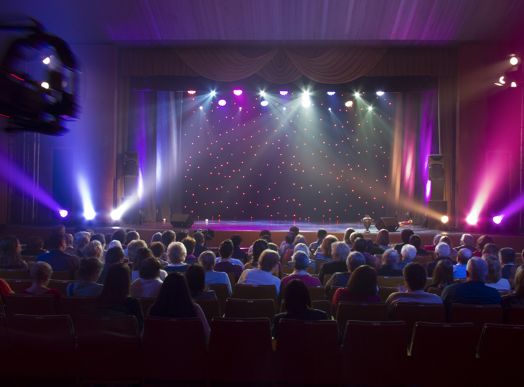 Theatre Space - Based on the Castlereagh Road, Belfast. Offering a modern rental theatre space with 60 seats and professional sound and lighting.