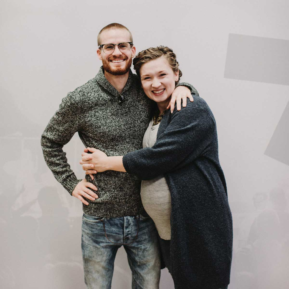 Luke + Hannah - Type of Group: Multi-generational (single, young professional, all ages, married)Age Group: All agesChildren Age: No ChildrenDay/Time: Wednesday, 7:00 Location: East Nashville (37216)
