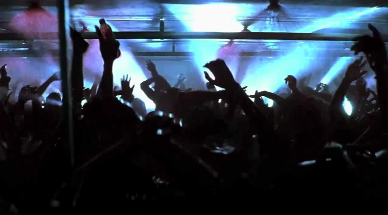 "The famous rave scene, from the 1998 movie Blade. ""Bloodbath"""