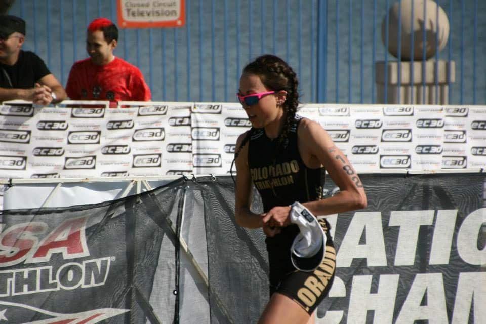 Steelhead Athlete Rachael Lenz
