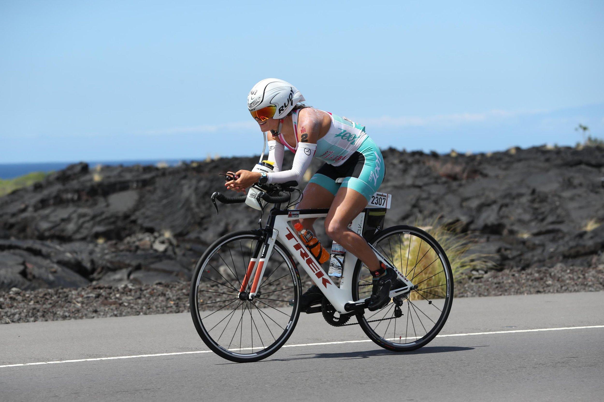 Steelhead Athlete Amy Henderson