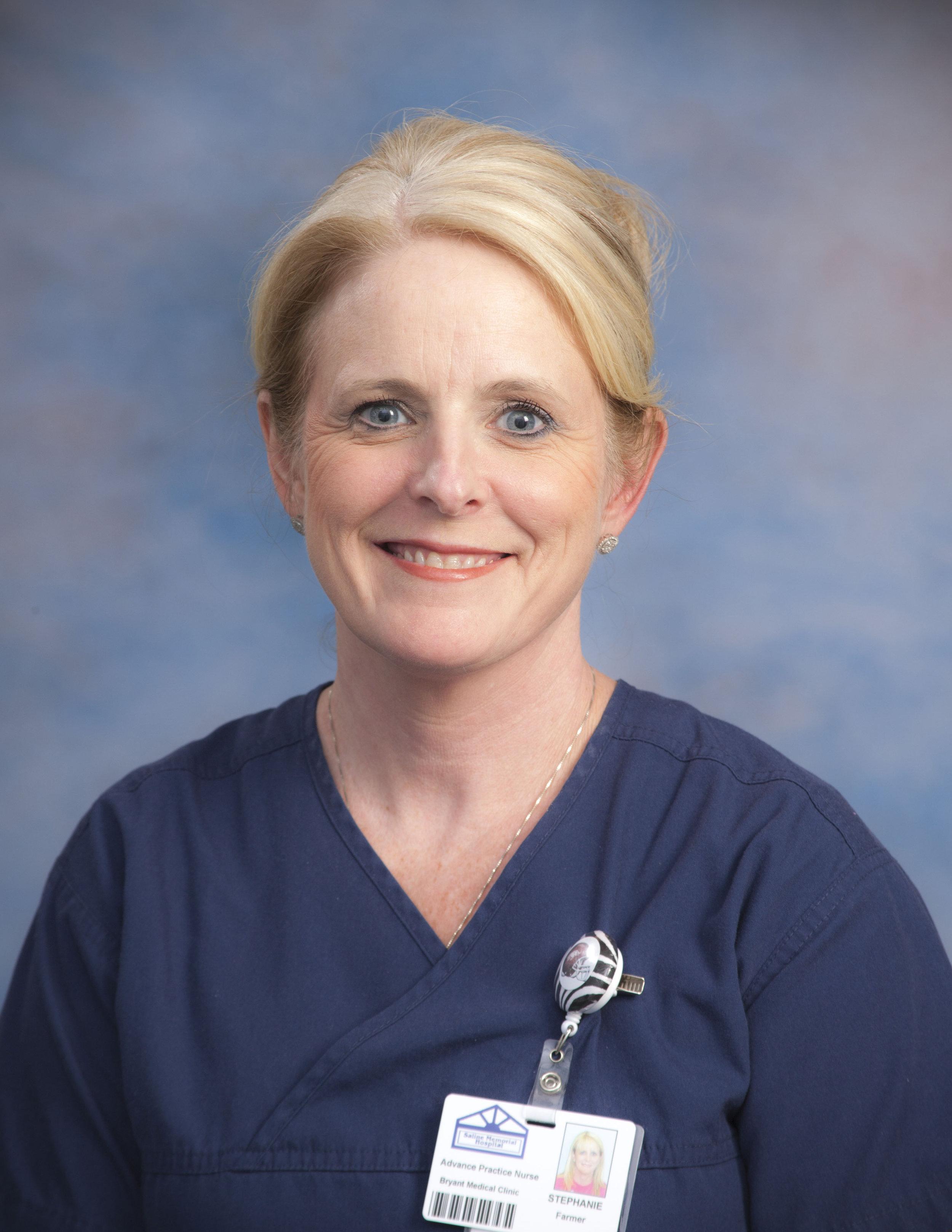 Stephanie Farmer, APN for Afterhouse Clinics.JPG