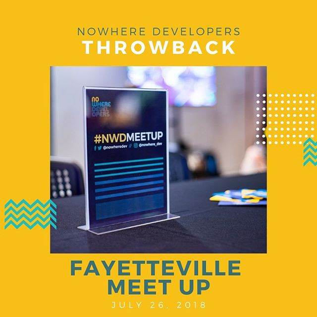 STORY TIME! After the fun of the Conference, we wanted to have an opportunity for the attendees to mix and mingle again in a smaller setting, which is how the NWD Meet Ups were born!