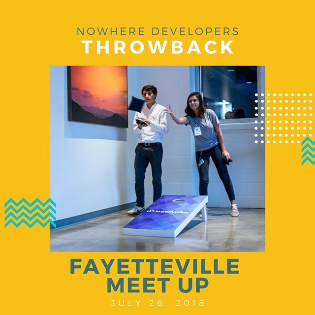 Our attendees had a great time playing corn hole, Mario Kart, and listening to a talk about Deep Fakes (which pretty much freaked everyone out 😨)!