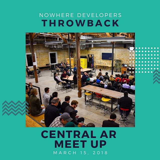 Our last and final throwback event is to the first time NWD took a road trip to visit our friends in Central Arkansas for another Meet Up! We had so much fun learning about the tech community in Little Rock!