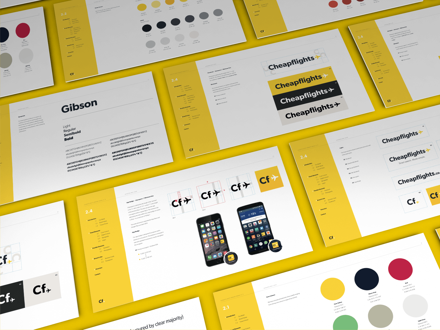 Brand book and logo guidelines