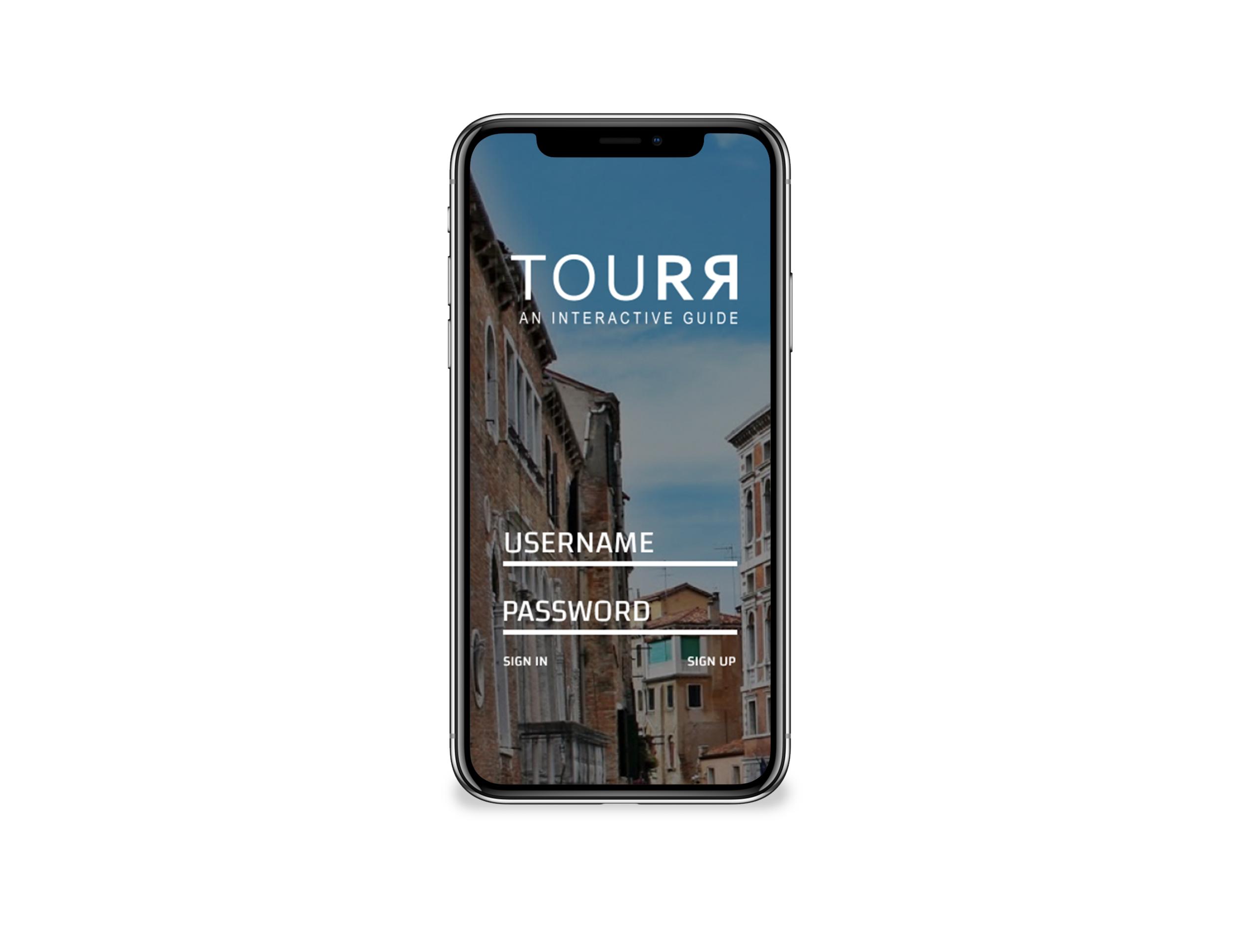 Tour: An Interactive Guide