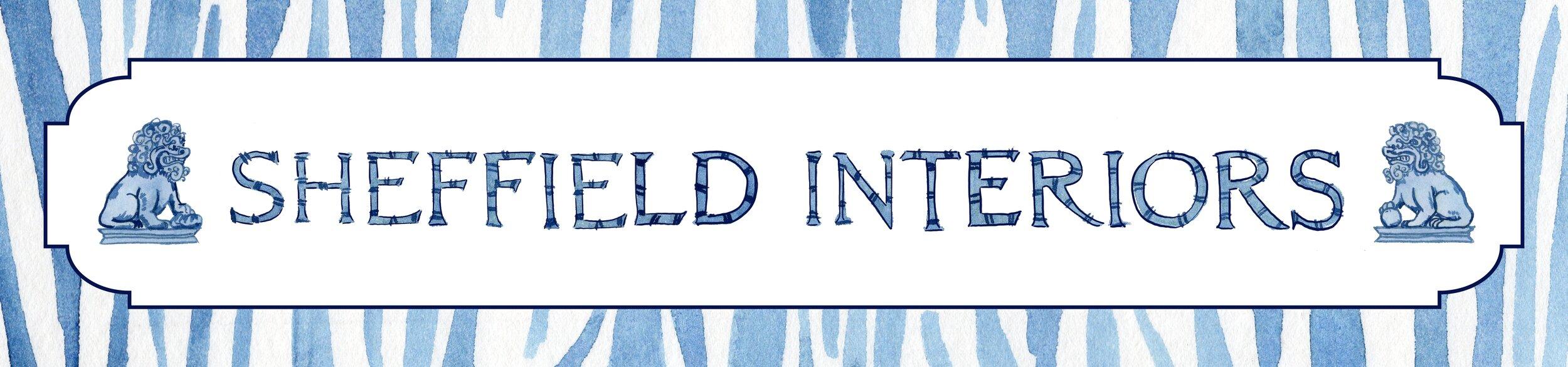 Sheffield Interiors long format logo