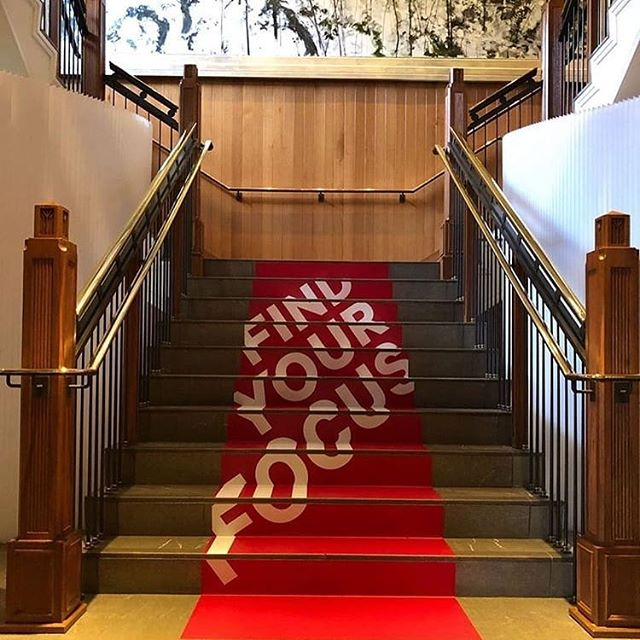 Super thrilled to be a part of this project! Thanks Lululemon and Four Seasons Resort Whistler! We did this on site install as well as tons of signage for their Global Ambassadors Summit. @lululemon @fswhistler  #vinylwrap #vinylfloor #wraps #whistler #vancity #