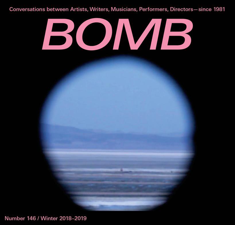 Bomb Magazine, Winter 2019: Water