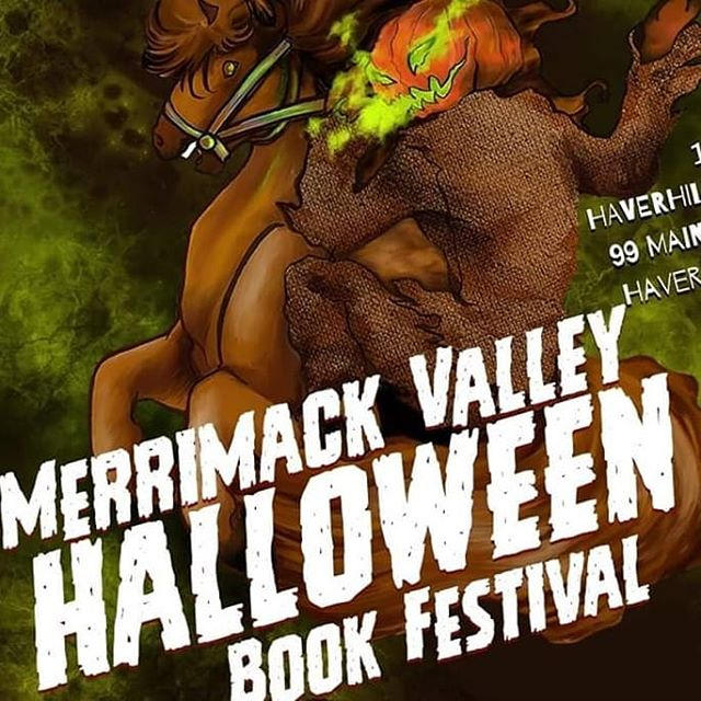 Counting the Days and Saving My Money!!!! @merrimacklibnh 📚🎃🧟‍♂️👻 @paperbacksfromhell @brackenmacleod @gypsy.owen