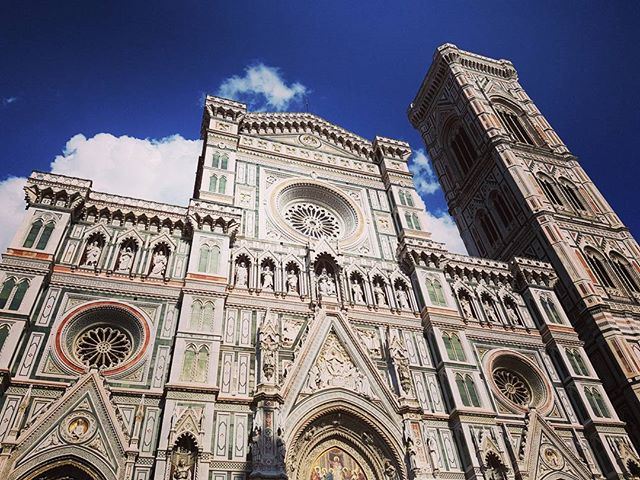 Cathedral of Santa Maria del Fiore 🇮🇹 #italy #florence #piazza #instagood #me #photooftheday #instamood  #picoftheday #beautiful #instadaily #summer #instagramhub #follow #igdaily #bestoftheday #happy #picstitch #sky #nofilter #fun #sun