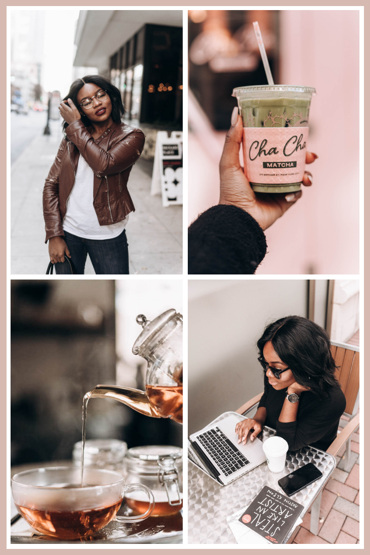 The Blogger Etiquette Warm Lightroom Preset Pack