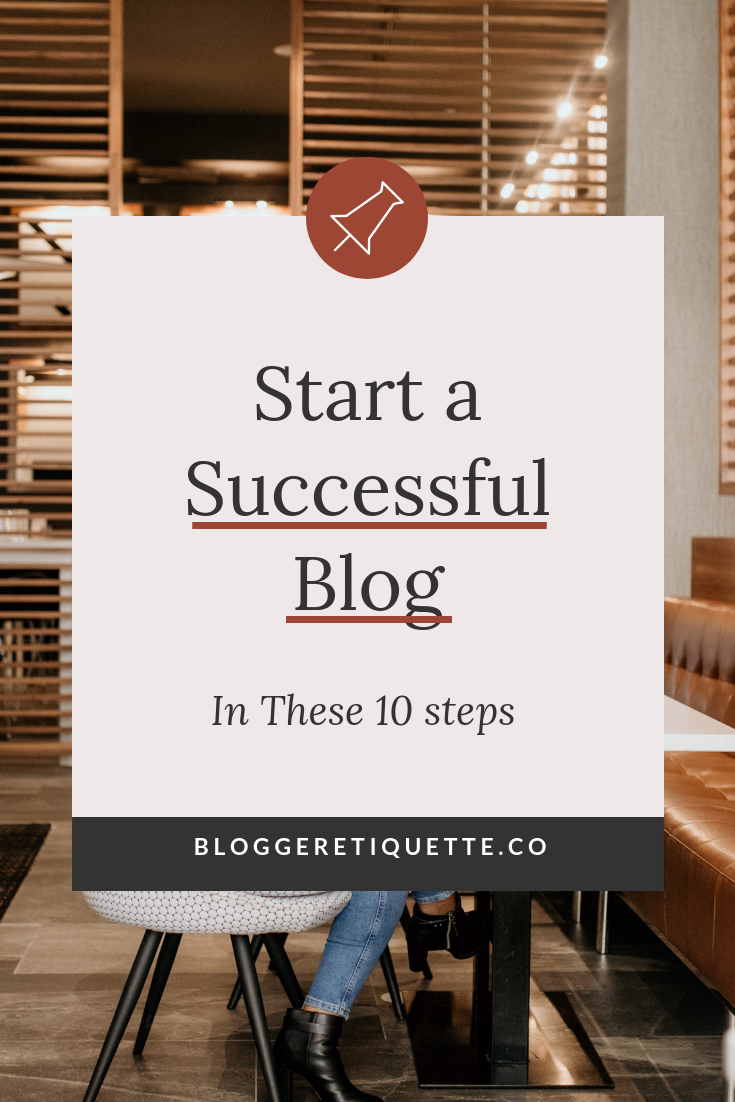 Create Blog Website: 10 Steps on How to Start a Successful Blog