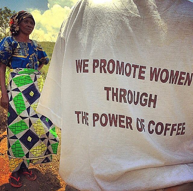 I've been inspired this week learning more about @highergroundstradingco in Traverse City, Michigan who promote community, coffee and especially empowering communities in Congo to grow stronger through @saveurdukivu . [Nominated by @kathleen3girls1boy for the supporting the love of coffee and building stronger communities] 📷@highergroundstradingco