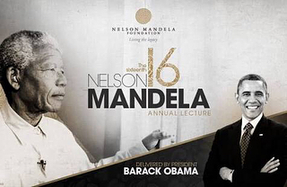 This week the Motsepe Foundation is supporting the South African national lecture in honor of Nelson Mandela's 100th birthday, which will be presented by Barak Obama. This year it  will focus on creating conditions for bridging divides, working across ideological lines, and resisting oppression and inequality.  The Motsepe Foundation does incredible work at supporting the lives of marginalized populations and promoting diversity. [nominated by @kathleen3girls1boy cause I've been walking around South Africa this week and the excitement and love for Mandela is just awesome ✊🏾❤️]