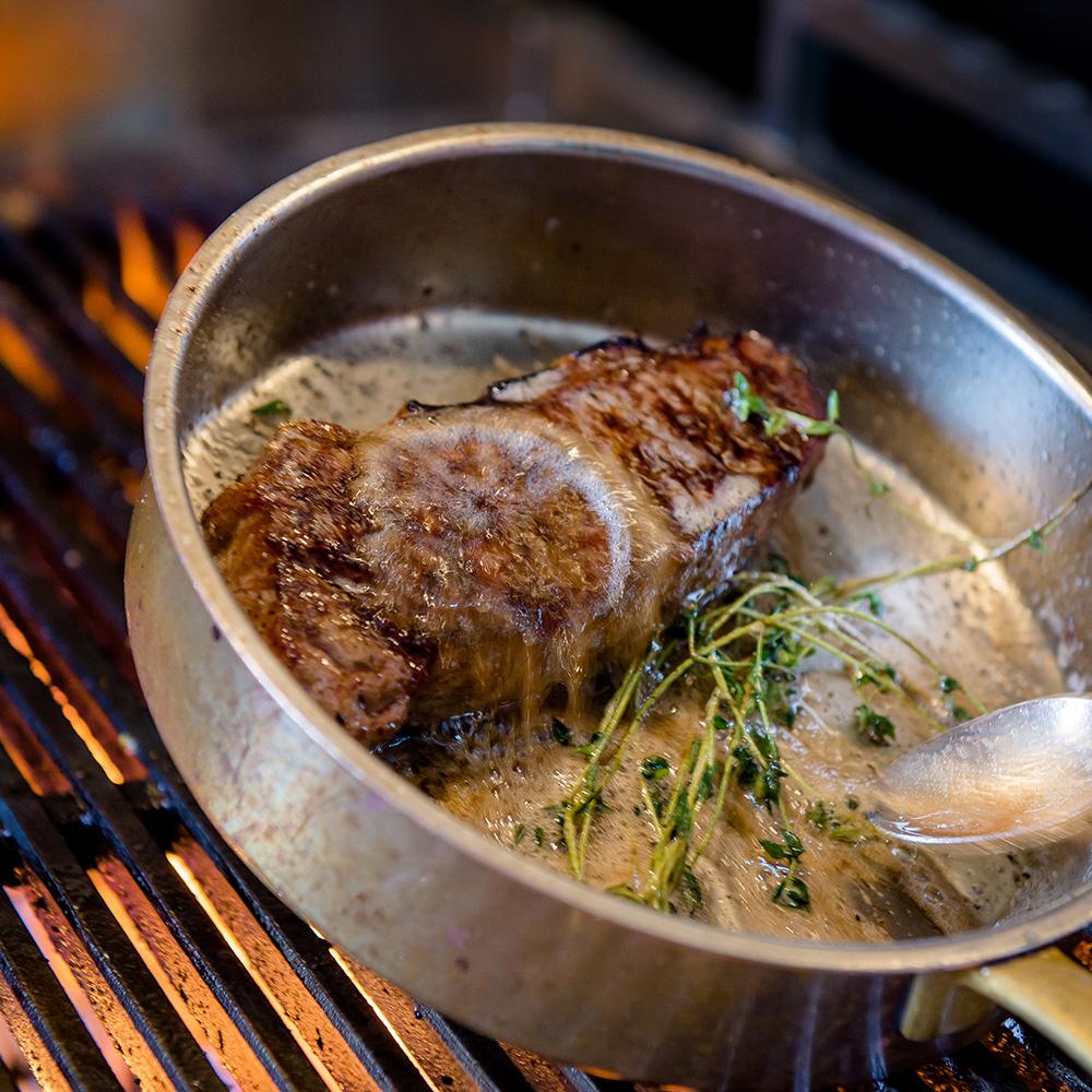 Chuck's Steakhouse | Alberta Wagyu