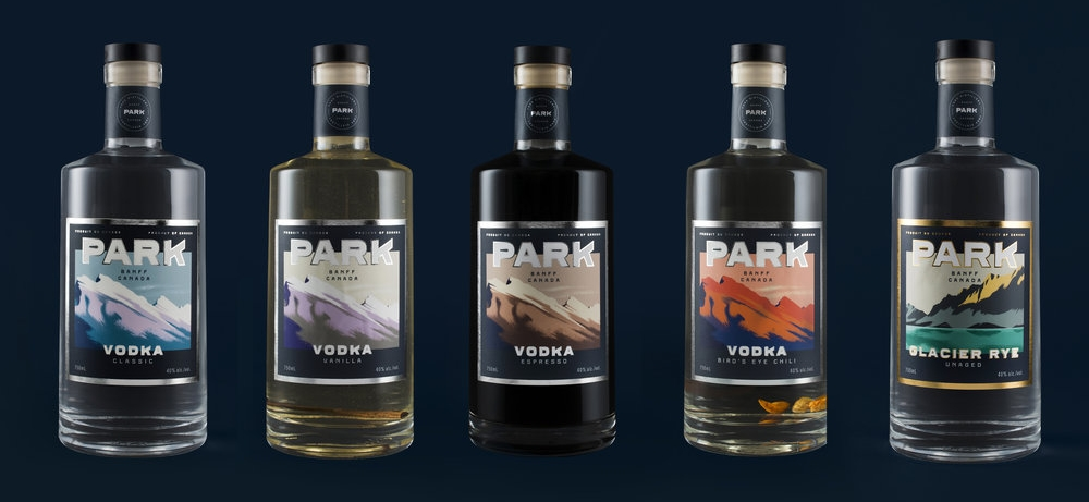 Park Distillery | Full Collection of Spirits