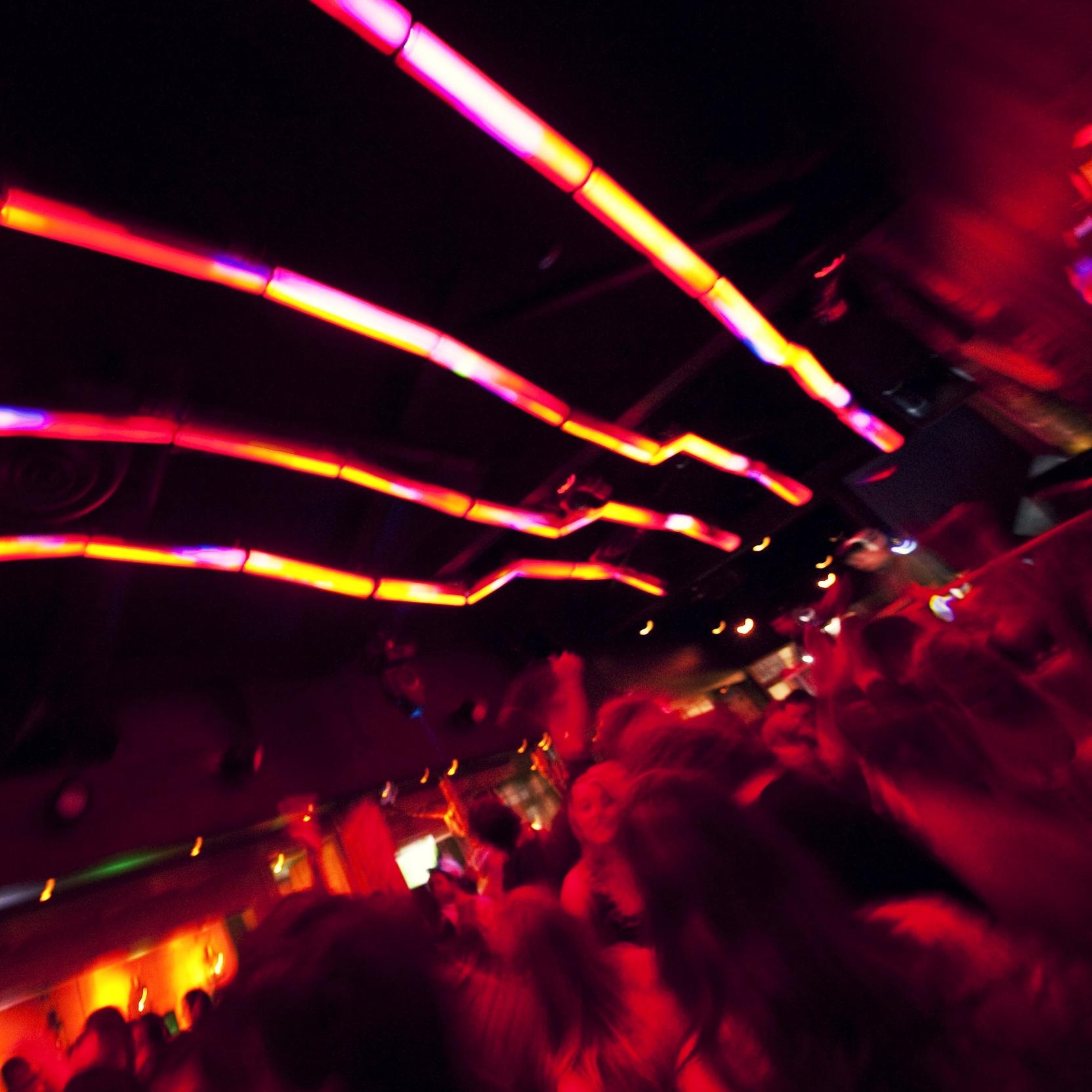 Dancing sasquatch Banff's best nightclub