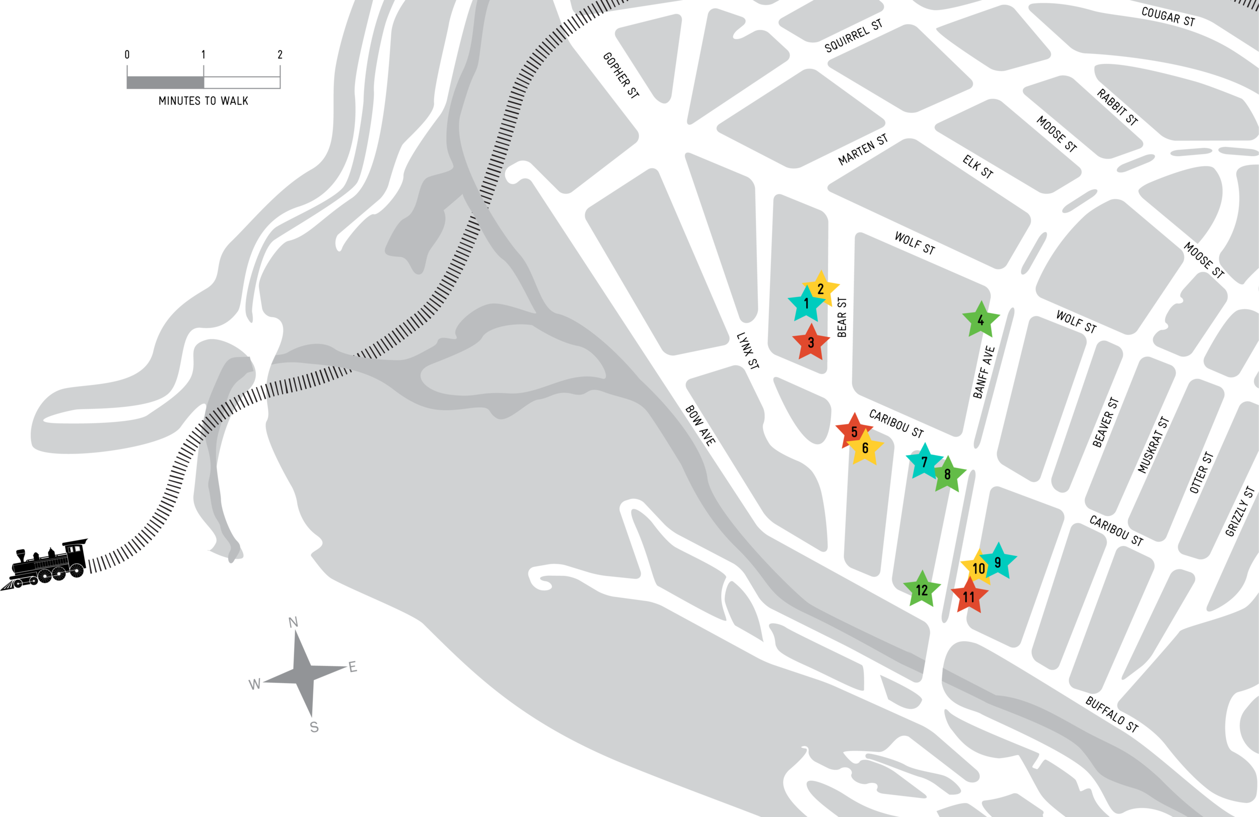BanffHospitalityCollective-Venue-Map no legend.png