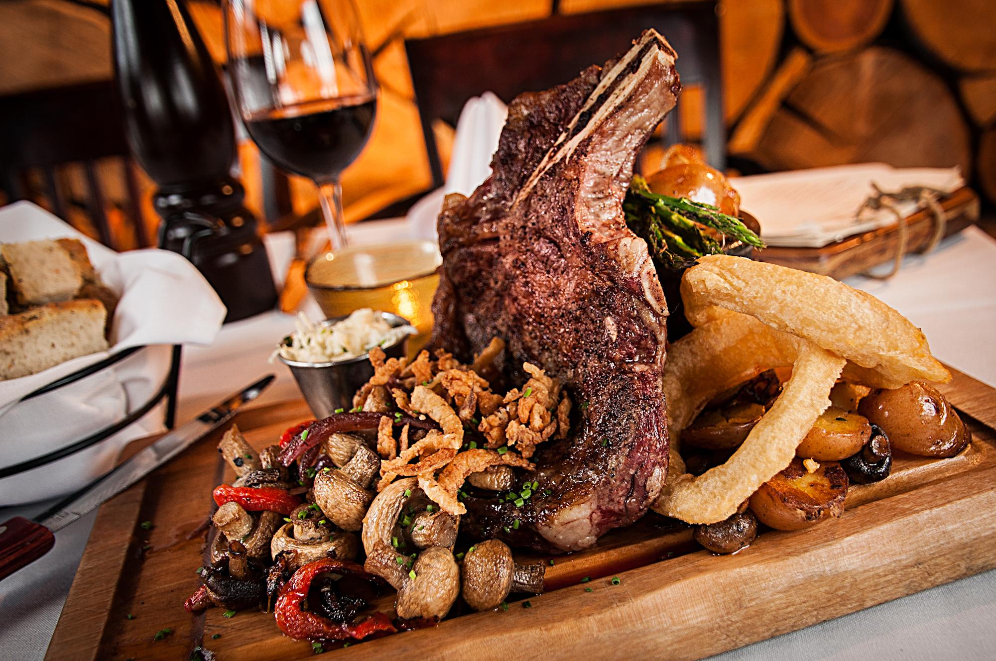We love Alberta beef