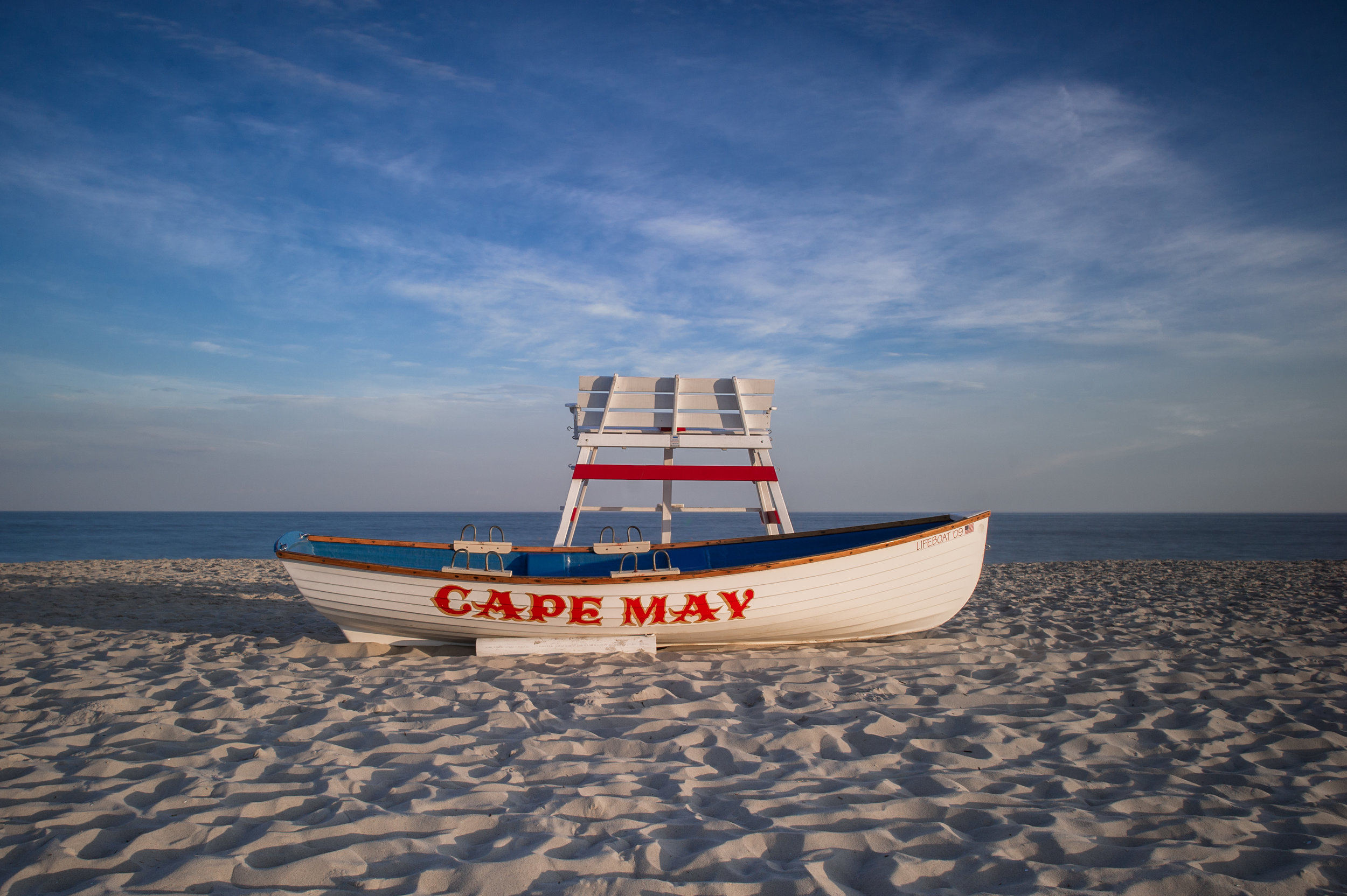Cape May Beach, Cape May New Jersey