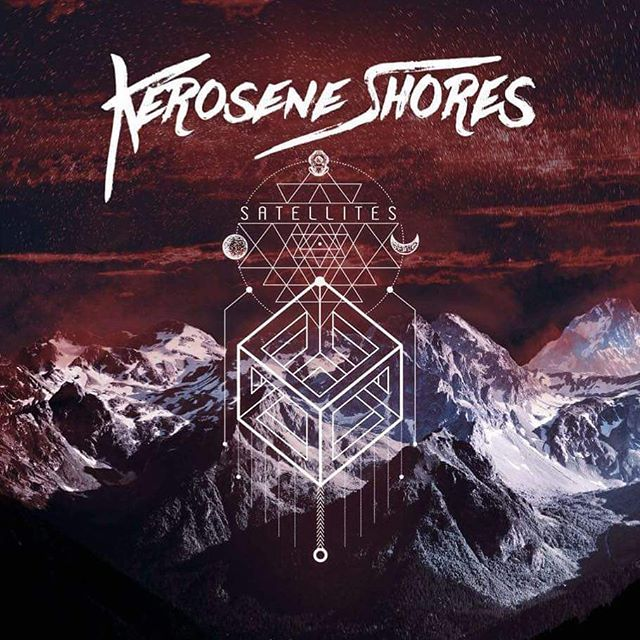 """The EP """"Satellites"""" is officially on iTunes (link in description), Spotify etc. We would like to thank everyone for their support and for sharing our posts!  T-shirts and physical copies of the CD will be available on our website (www.keroseneshores.com) soon! Visit our website and subscribe to stay in the loop! Thanks again everyone, we wouldn't be here without you!"""