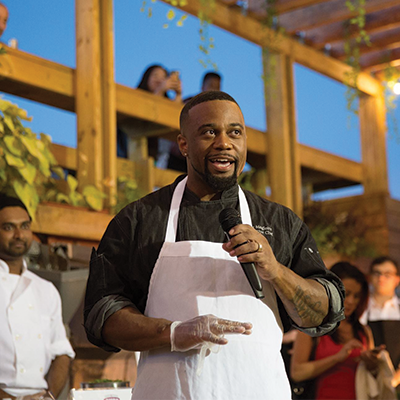 alexander magloire ii   cuisine: new carribbean  & contemporary