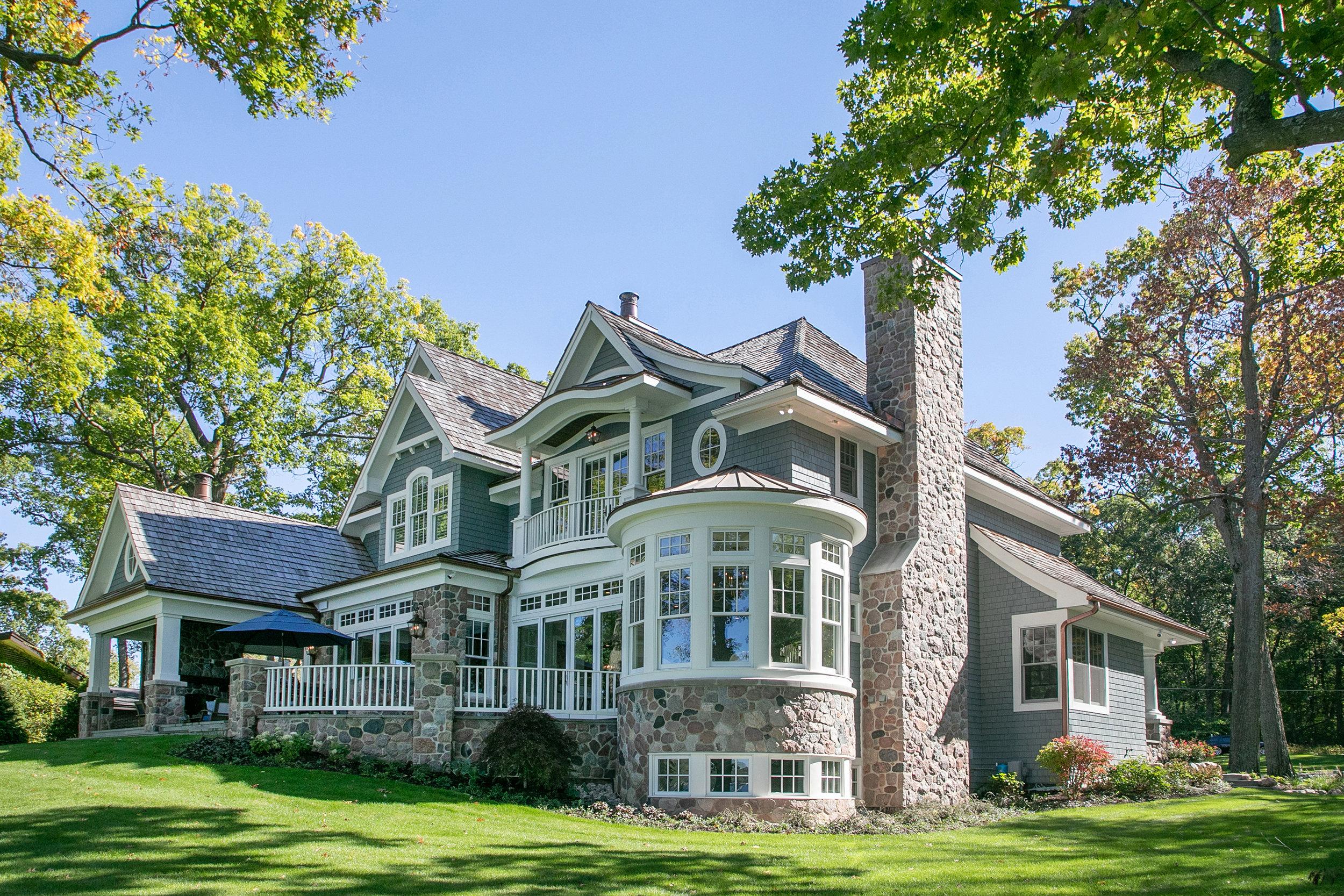 Lake Geneva Cottage