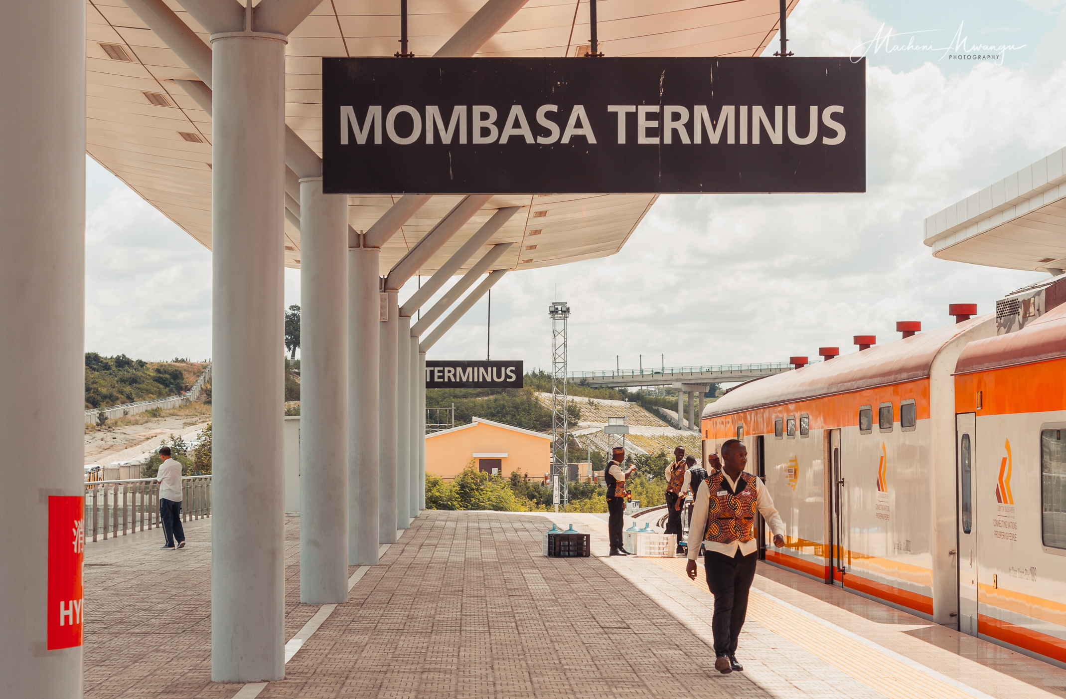 The Mombasa Station