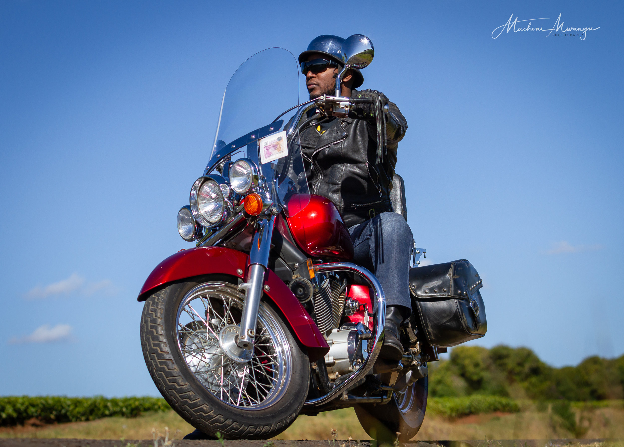 Honda Shadow 750cc Cruiser