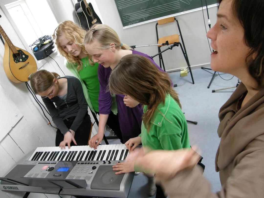 Jyderup Jingle Orchestra 1