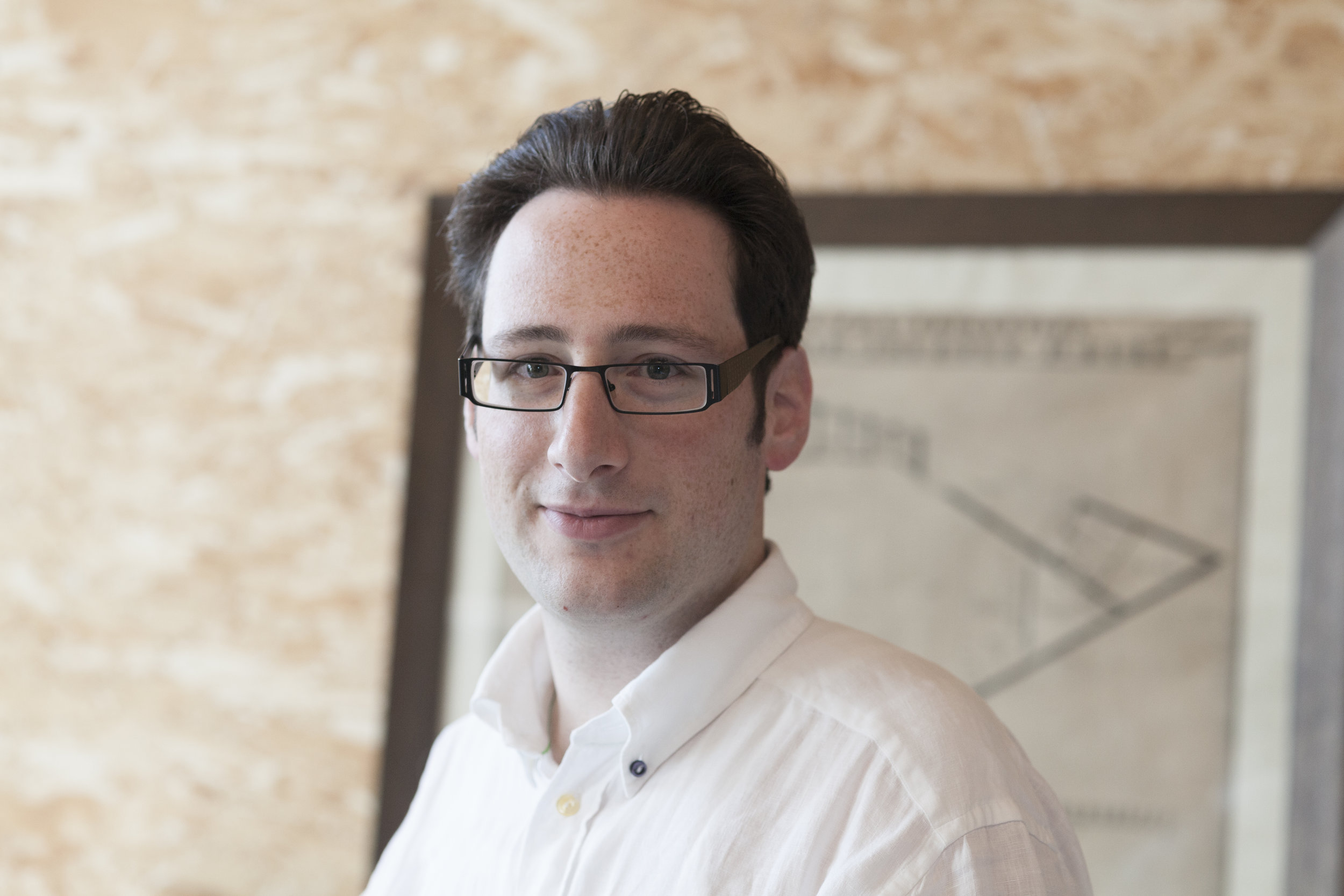 Michael Schär, Geschäftsführer Hector  Egger Holzbau AG