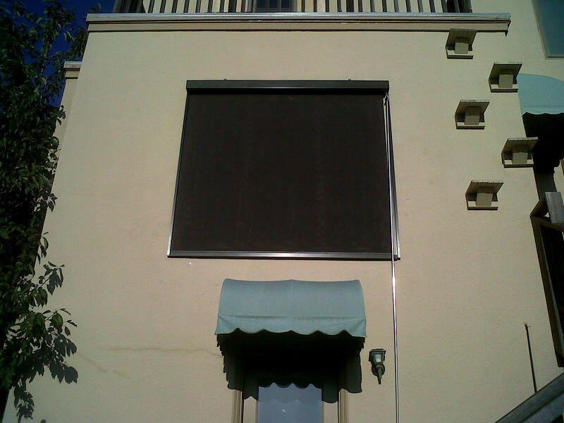 Outdoor Solar Shade
