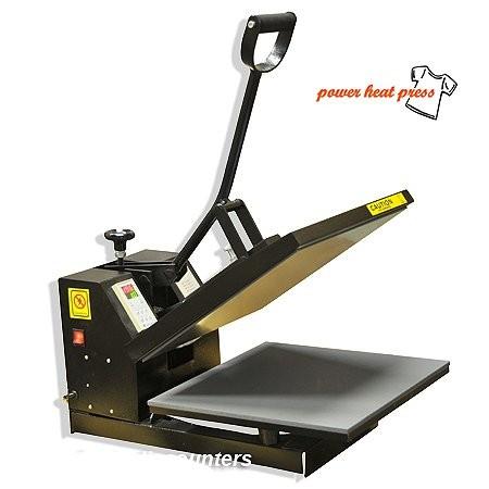 The Heat Press I Use