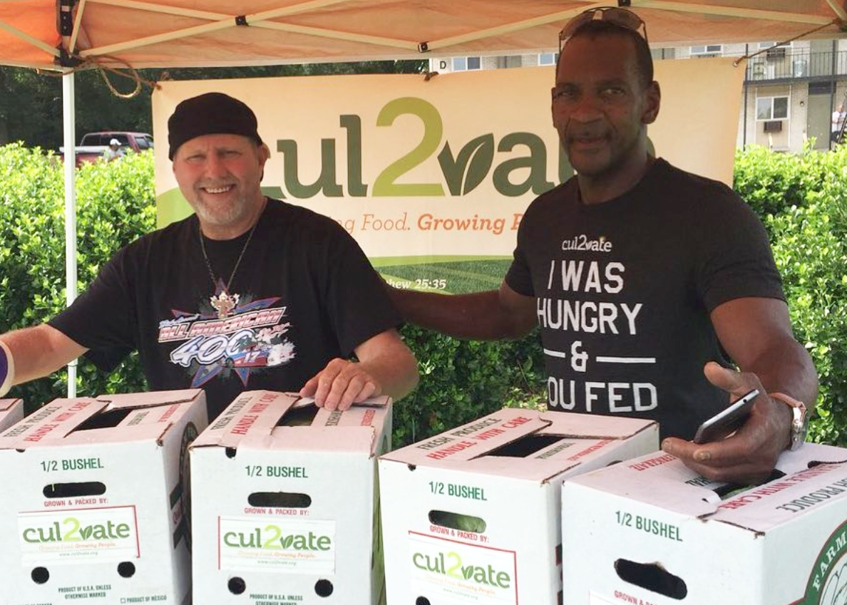 Cul2Vate | Local Produce Partner of Taziki's Cafe