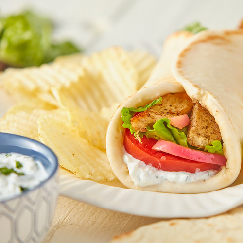 Free Gyros for a year from Taziki's Mediterranean Cafe