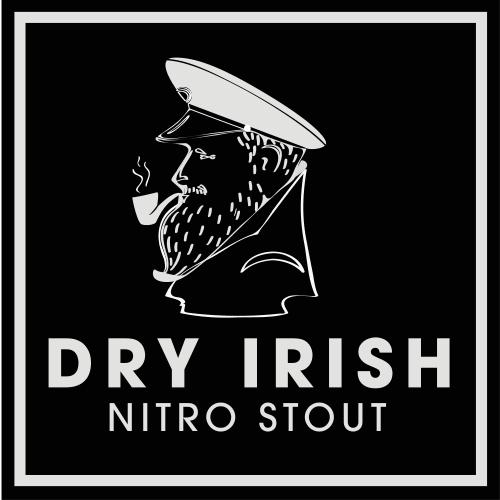 Dry Irish Nitro Stout
