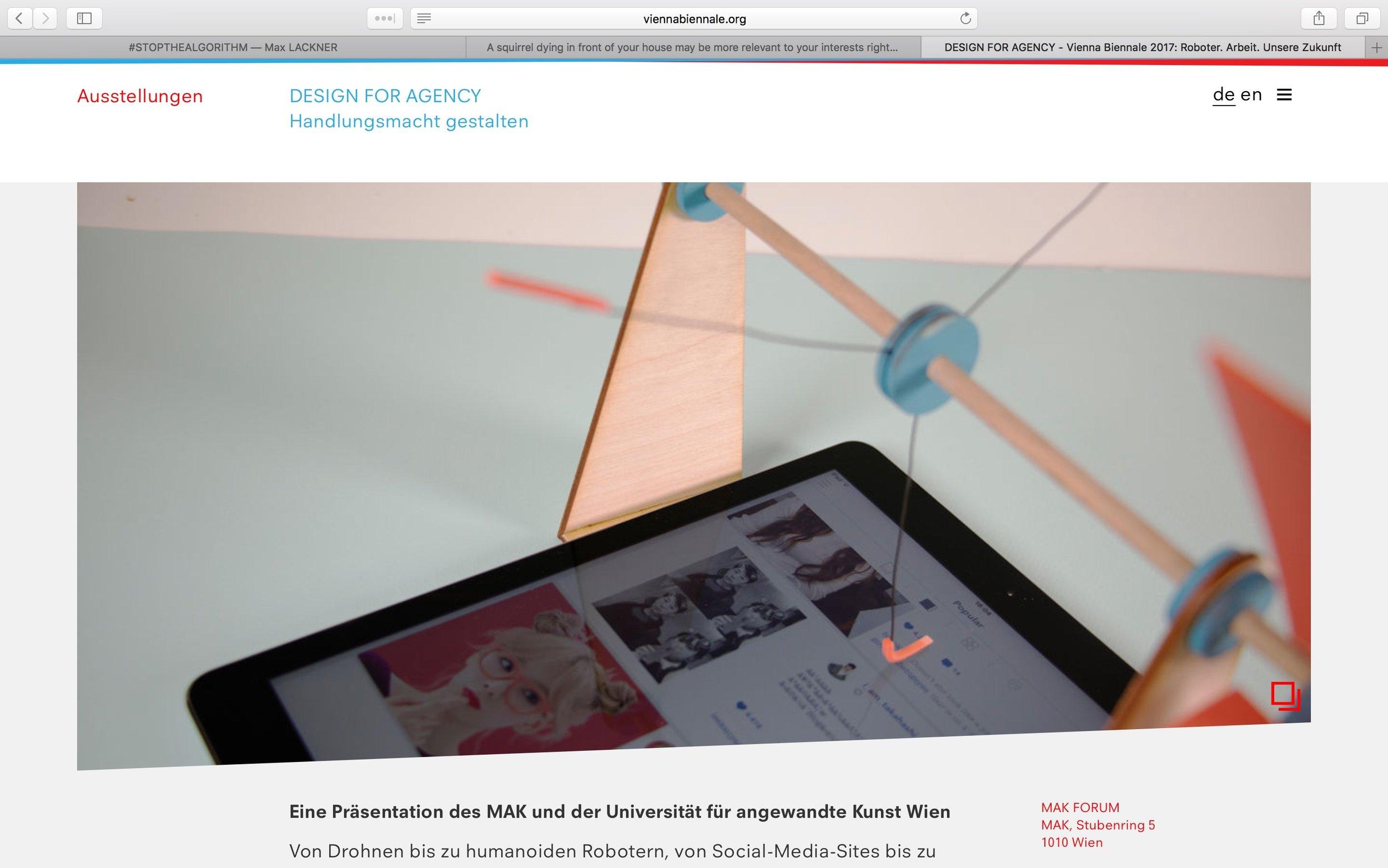 http://www.viennabiennale.org/ausstellungen/detail/design-for-agency/