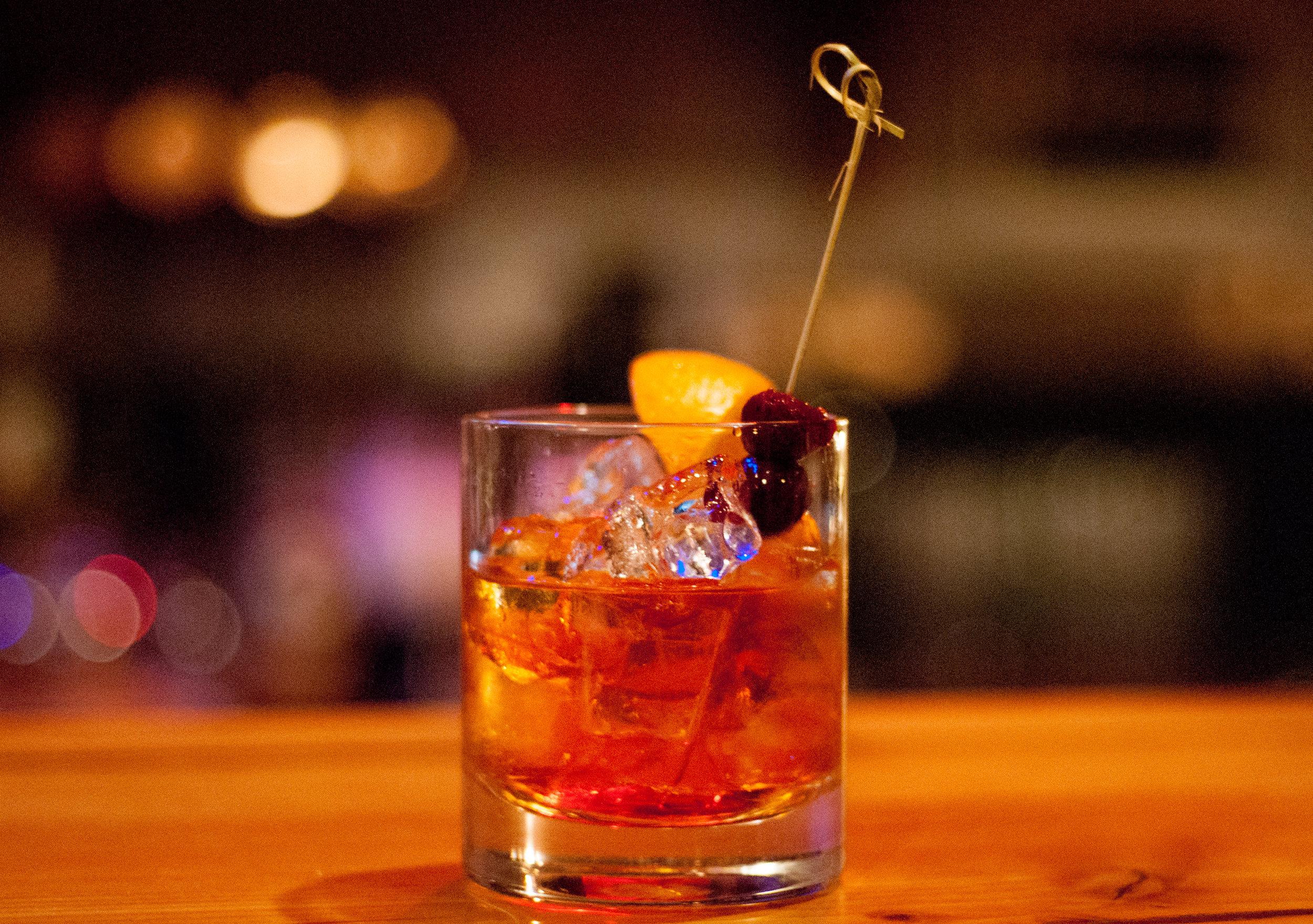 Visco Brandy Old Fashioned