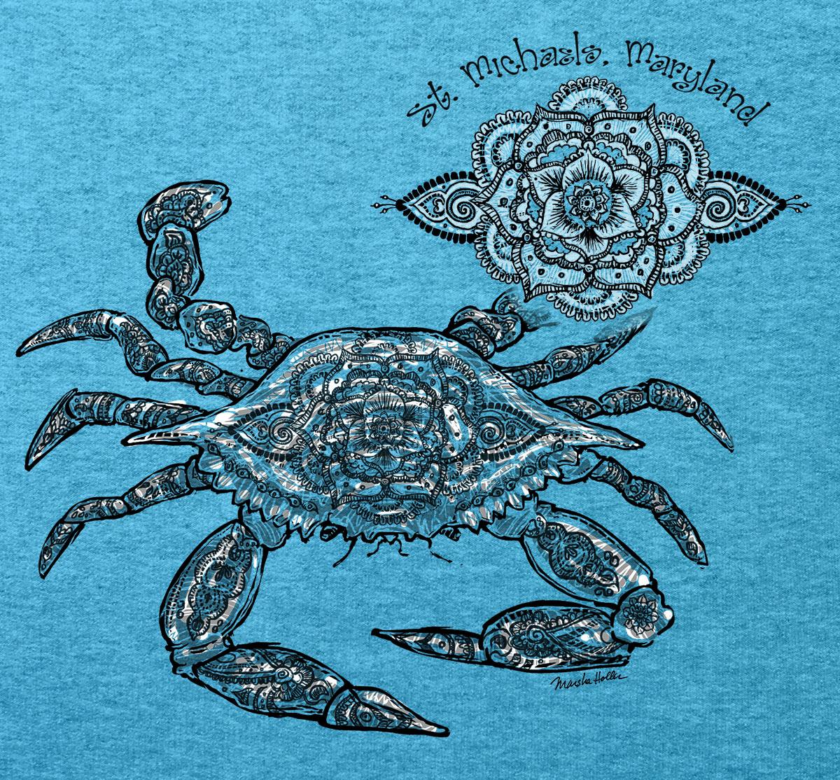 749B Crab Left Chest