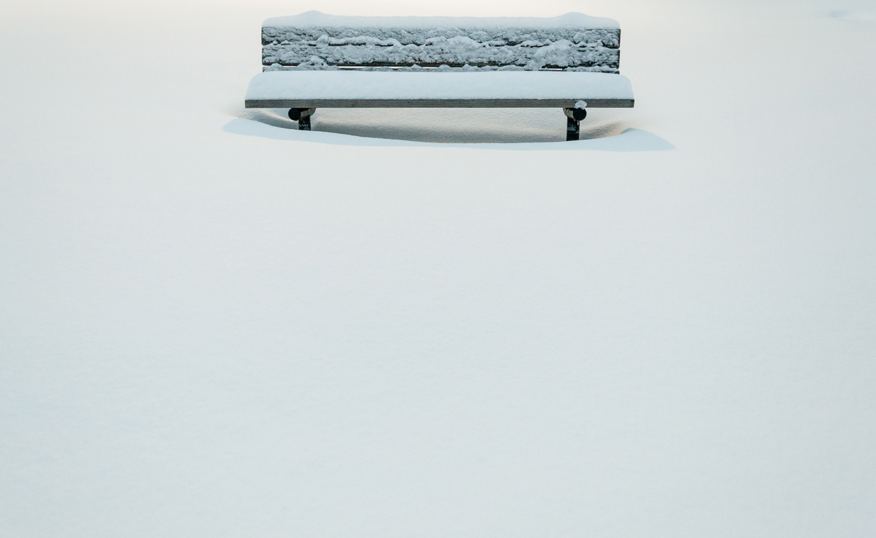 Cold Seat - Photography18 x 22