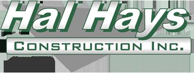 HAL HAYS CONSTRUCTION INC.png