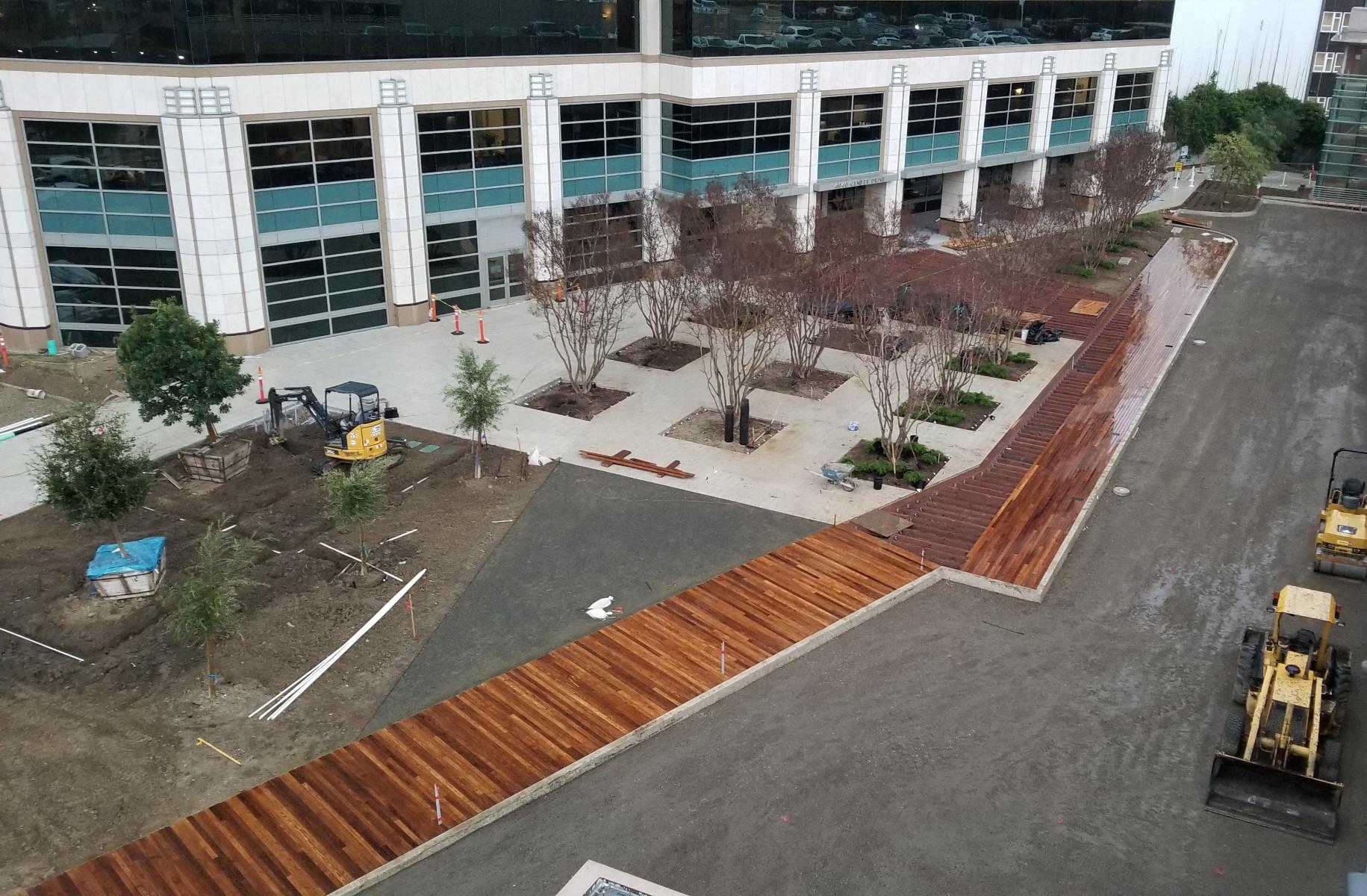 Howard Hughes Center