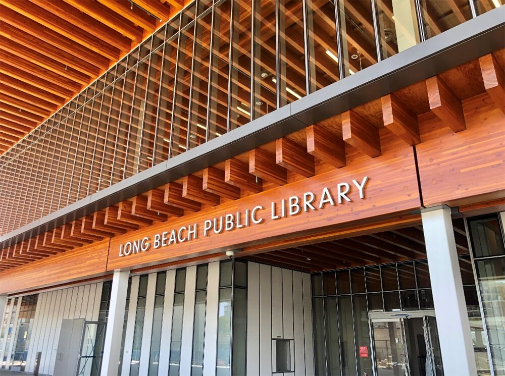 Long Beach Library