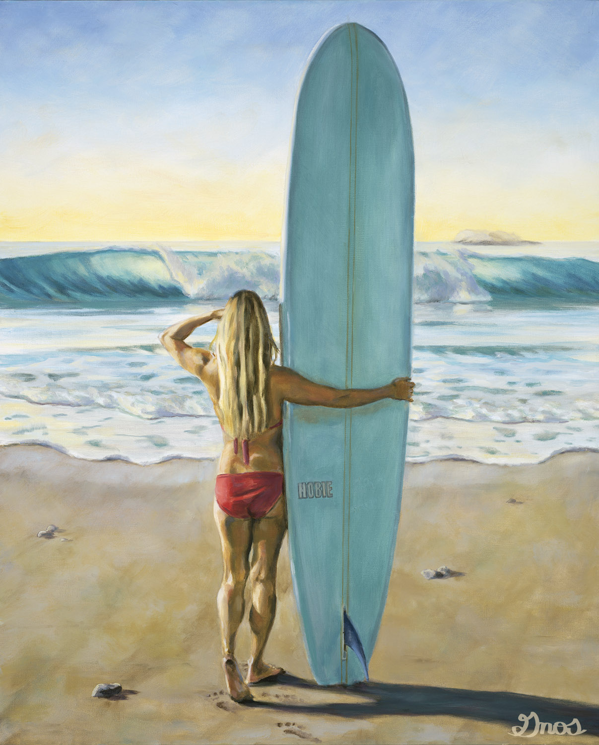 """THE HOBIE 